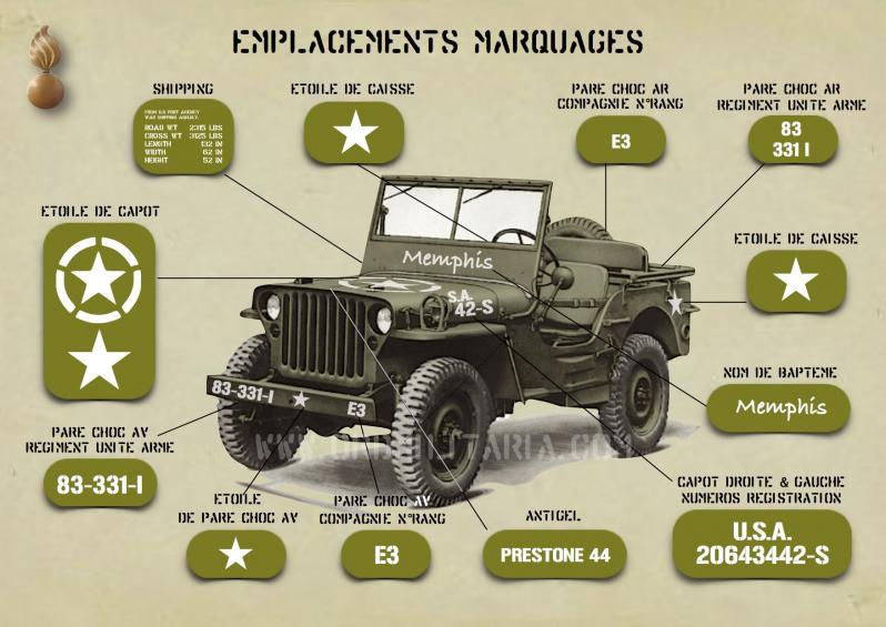medic jeep with Marquages Pochoirs on Marquages Pochoirs likewise Ww2 46 also 224th Airborne Medical  pany besides Achtung The Eagle Landed Despite Second World War Enactment Threat Ban Nazi Uniforms moreover Men On The Mountain Play Waiting Game With Charlie 1.